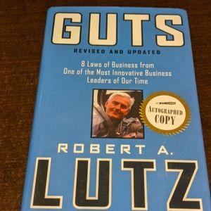 Guts/Robert A. Lutz (Signed Edition)